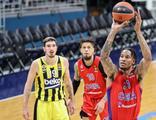 Fenerbahçe, Euroleague'e veda etti