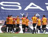 Dokuz gollü düellonun galibi Kayserispor