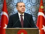 Cumhurbaşkanı Erdoğan'dan 1 Mayıs mesajı