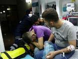 Akşam yemeğinden zehirlenen 106 işçi hastaneye kaldırıldı!