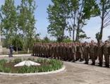 Azerbaycan ordusu, Nazi Almanyası'nın mağlup edilmesinin 76. yılını Şuşa'da geçit töreniyle kutladı