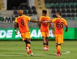 Galatasaray, Denizli'de rahat kazandı