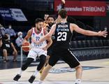 Anadolu Efes, Beşiktaş'a karşı seride öne geçti