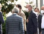 Cumhurbaşkanı Erdoğan, AK Parti İl Başkanlığı'na geldi