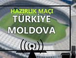 Türkiye - Moldova maçı CANLI İZLE