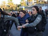 İsrail güçlerinden muhabire darp ve gözaltı!