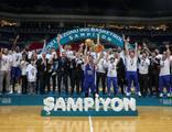 ING Basketbol Süper Ligi'nde şampiyon Anadolu Efes!
