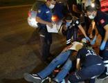 Alkollü sürücü dehşet saçtı! 5 araca çarpıp hurdaya çevirdi