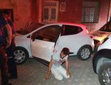 Nişanlısıyla kaçan sürücüye ceza yağdı!