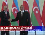 Erdoğan, İlham Aliyev ile görüşecek, Şuşa'yı ziyaret edecek