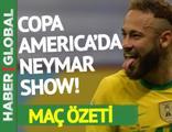 Brezilya Venezuela maç özeti izle