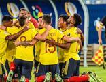 Kolombiya 3 puanı tek golle aldı