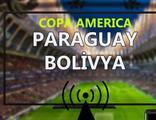 Paraguay - Bolivya maçı CANLI İZLE - Copa America