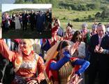 Erdoğan ve Aliyev Cıdır Ovası'ndaydı