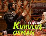 Kuruluş Osman 63. Bölüm Full İzle