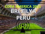 Brezilya - Peru maçı CANLI İZLE - Copa America