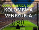 Kolombiya - Venezuela maçı CANLI İZLE - Copa America 2021