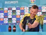 Yarmolenko, Ronaldo'yu ti'ye aldı