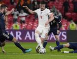İngiltere - İskoçya maçı golsüz bitti