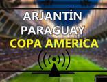 Arjantin Paraguay maçı CANLI İZLE