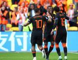 Hollanda grubunu lider bitirdi