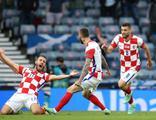 Hırvatistan grup ikincisi olarak üst turda
