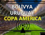 Bolivya Uruguay maçı CANLI İZLE