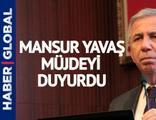 Mansur Yavaş'tan Ankaralılara Başkent Kart müjdesi
