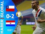 Maç özeti: Şili - Paraguay: 0-2
