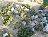 Depremin hasarı gün ağarınca ortaya çıktı