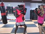 N'Sakala sezona Muay Thai yaparak hazırlanıyor