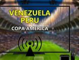 Venezuela Peru maçı CANLI İZLE