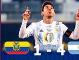 Maç özeti: Bolivya - Arjantin: 1-4