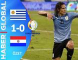 Maç özeti: Uruguay - Paraguay: 1-0