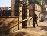 Cami tuvaletinde cinayet! Sırtından vurularak öldürüldü
