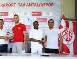 Antalyaspor'dan transferde iki imza