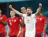 EURO 2020'de ilk yarı finalist İspanya