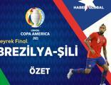 Brezilya yarı finalde