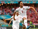 Danimarka yarı final biletini kaptı
