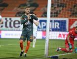Galatasaray'dan Berkan Kutlu atağı