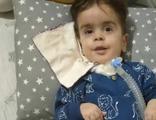 SMA hastası Eren bebek yaşam mücadelesini kaybetti