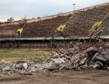 Pek çok kulübe ev sahipliği yapmıştı! Tarihi stat yıkılıyor