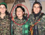 PKK'nın kadın sorumlusunun örgüt fotoğrafları ortaya çıktı