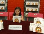 3 yaşında kitap yazarak en genç yazar oldu