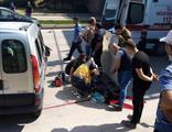 Bursa'da feci kaza: Devrilen aracının altında kaldı