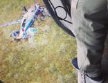 Radardan kaybolan uçağın görüntüleri ortaya çıktı!