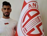 Antalyaspor'a Cezayirli kanat