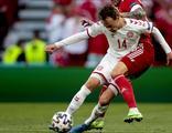 Damsgaard EURO 2020'de takipçi rekoru kırdı!