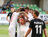 Sivasspor Avrupa'da avantaj elde etti