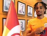 Sacha Boey resmen Galatasaray'da